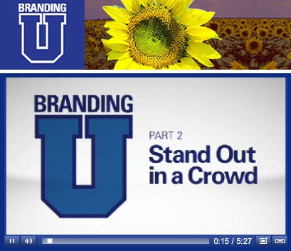 Branding U Pt2 – Stand Out In A Crowd