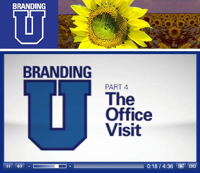 Branding U Pt4 – The Office Visit
