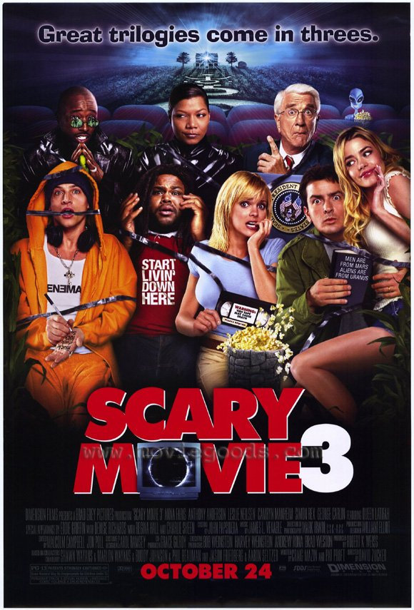 Scary Movie 3 Online